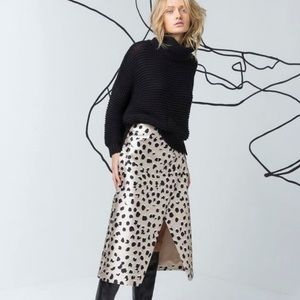 Dresses & Skirts - C/MEO Collective one life skirt / Spot print